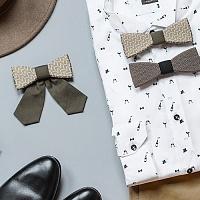 Dřevěný set Aliq Suspenders & Aliq