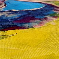 Detail_4 | Ara ararauna