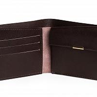 Kožená peněženka Brunn Coins Wallet