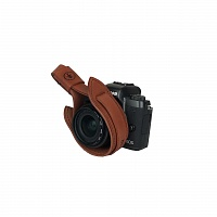 Camera Holder - mahagon