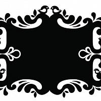 Samolepka na stěnu nalepovací tabule | Nalepovací tabule (su2102)