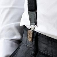 Pánské kšandy Aliq Suspenders