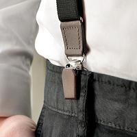 Pánské kšandy Brunn Suspenders
