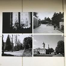 Sada analogových pohlednic