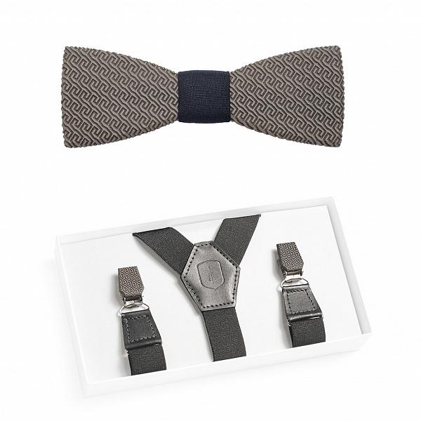 Dřevěný set Aliq Suspenders & Aliq | BeWooden