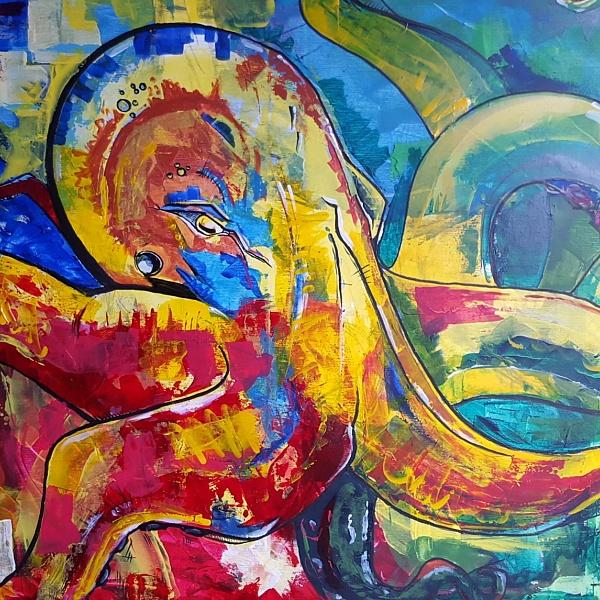 Octopus | JarkoxArt