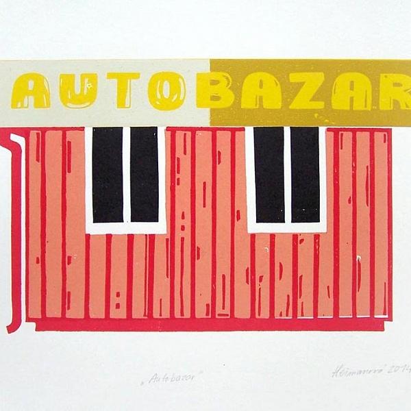 Autobazar | Barbora Heřmanová