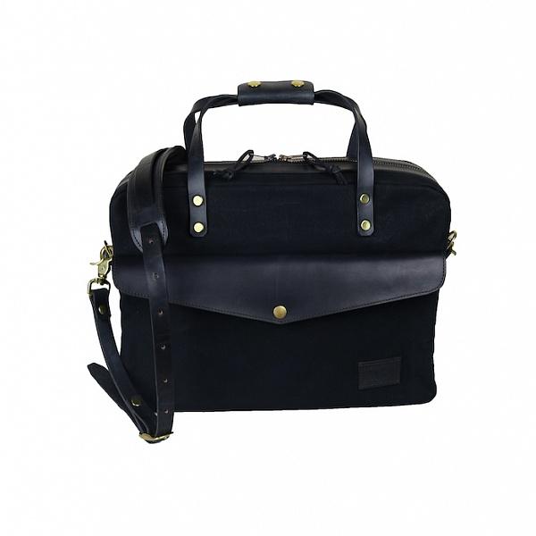 Briefcase - černá | Promise Clothing