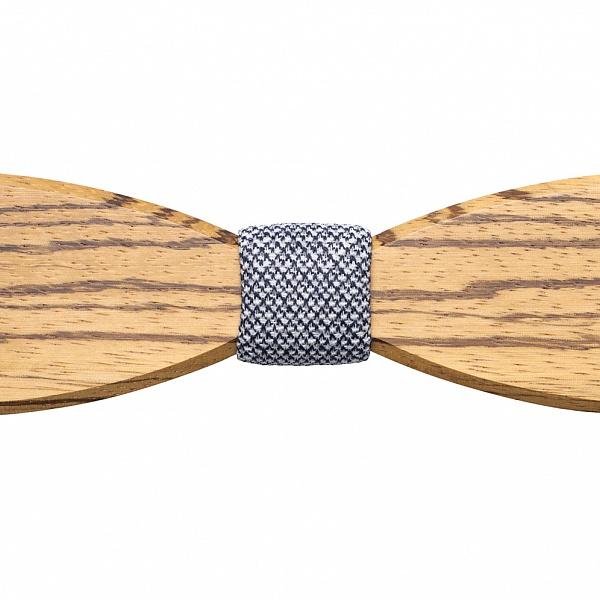 Pánský dřevěný motýlek Dolor | BeWooden