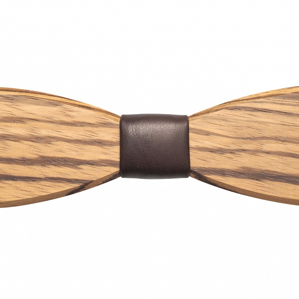Pánský dřevěný motýlek Corra