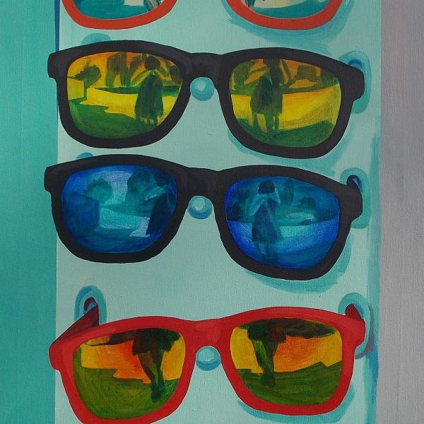 Brýle v Tarragoně | Soňa Valentová
