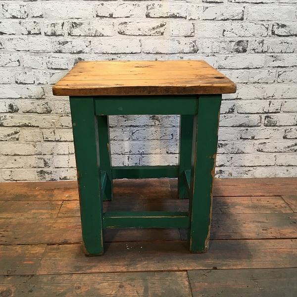 Dřevěné štokrle | Industrial Antik