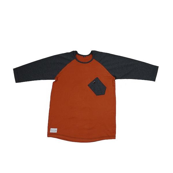 3/4 TRIČKO - ORANGE | Promise Clothing
