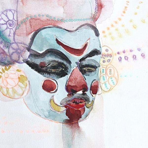 Kathakali 1 | Julie Machallová