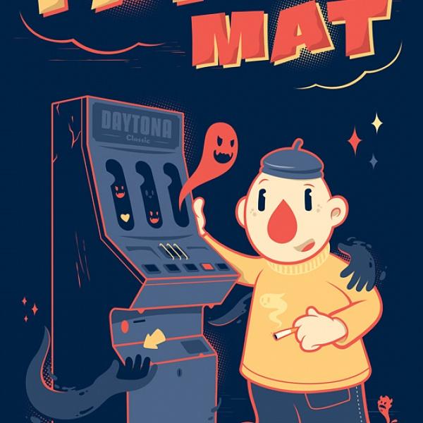 PAT & MAT | MEAT POSTERS