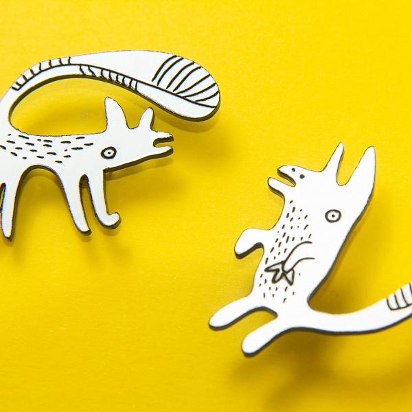 Dvě veverky | BYKUKA