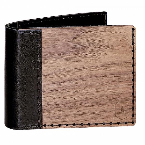 Dřevěná peněženka Nox Virilia | BeWooden