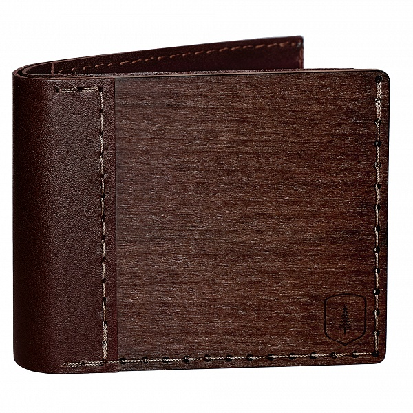 Dřevěná peněženka Brunn Virilia | BeWooden