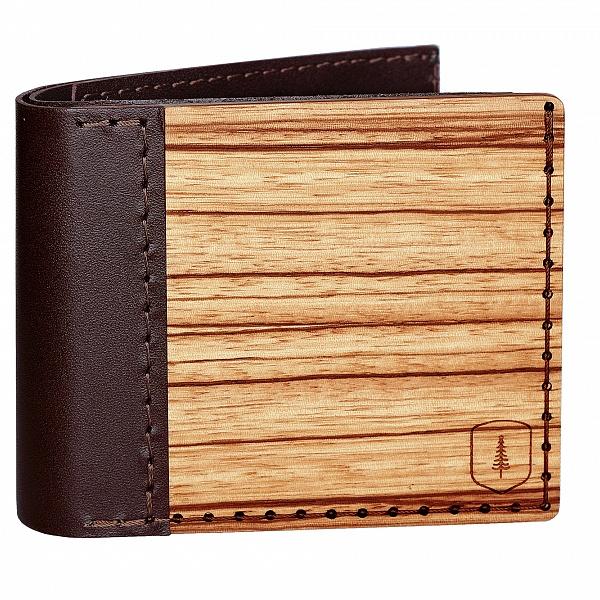 Dřevěná peněženka Lineari | BeWooden