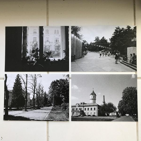 Sada analogových pohlednic | Arisu