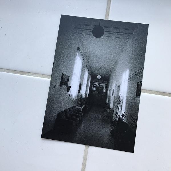 Tajemná chodba - pohlednice | Arisu