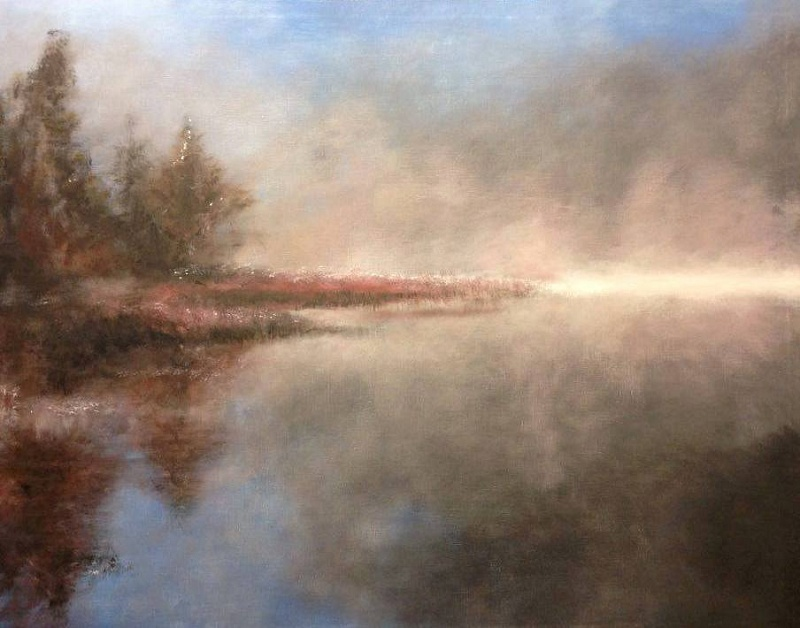 Foggy Morning, 2015