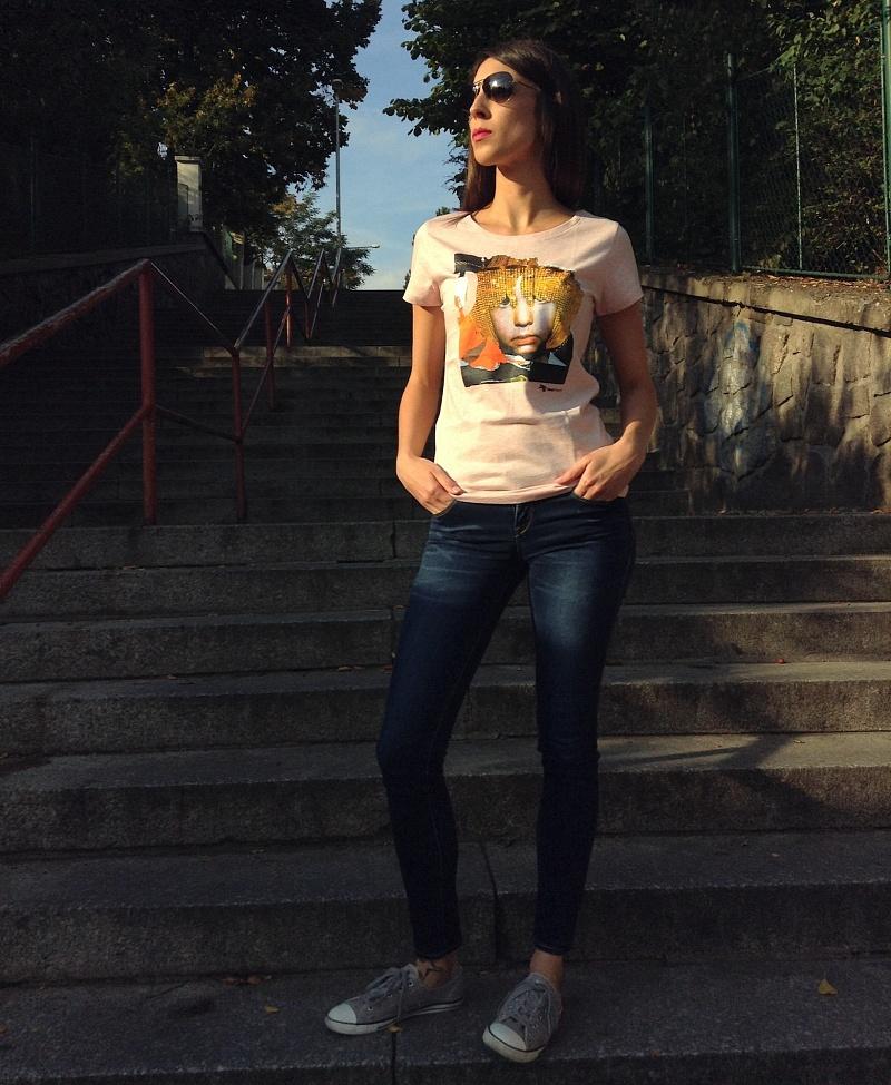 Golden Kidz - Heather Pink