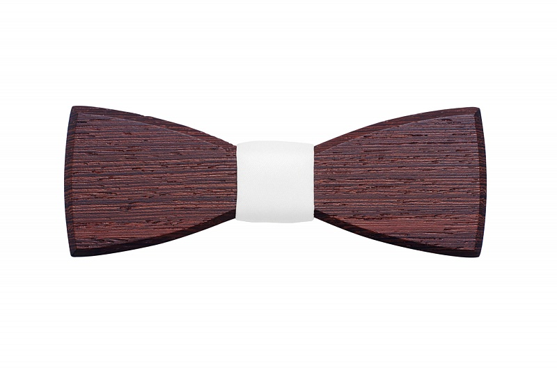 Pánský dřevěný motýlek Nuptis