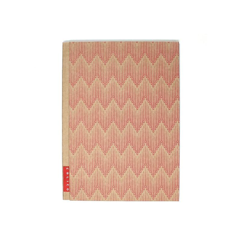 Zápisník Nalfa | Tečkovaný zápisník Nalfa