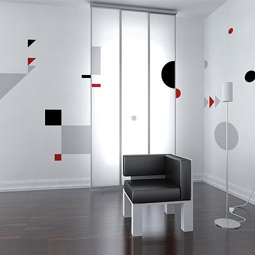 Geometric-náhled v interieru   Geometric (w65)